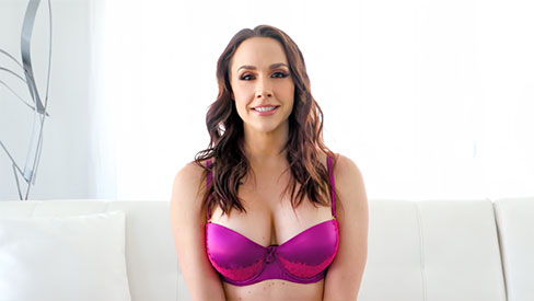 Behind The Scenes Interview With Chanel Preston
