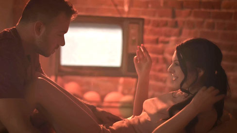 Megan Sage and Chad White Music Video