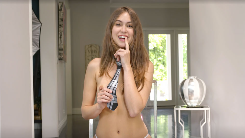 riley reid behind the scenes